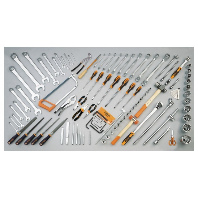 Набор из 106 инструментов для сельскохозяйственных 5902 MT