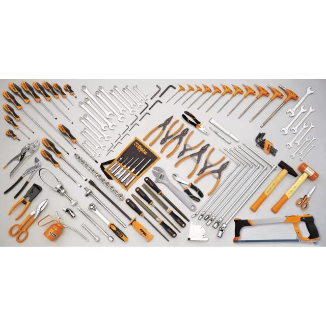 Набор из 132 инструментов 5904 VG/3