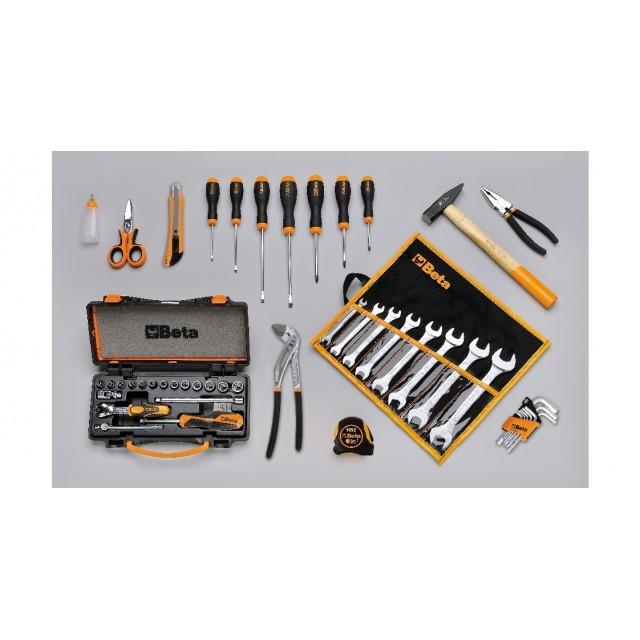 Набор из 49 инструментов 5915 VU2