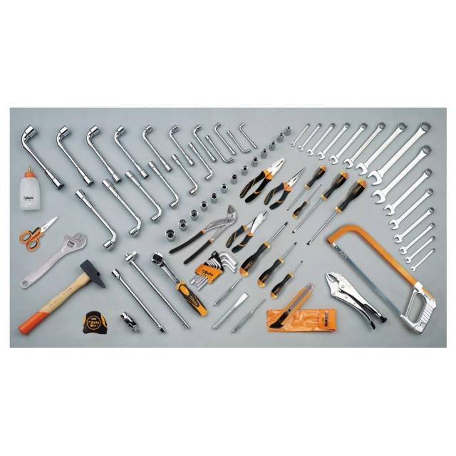 Набор из 80 инструментов 5915 VU4