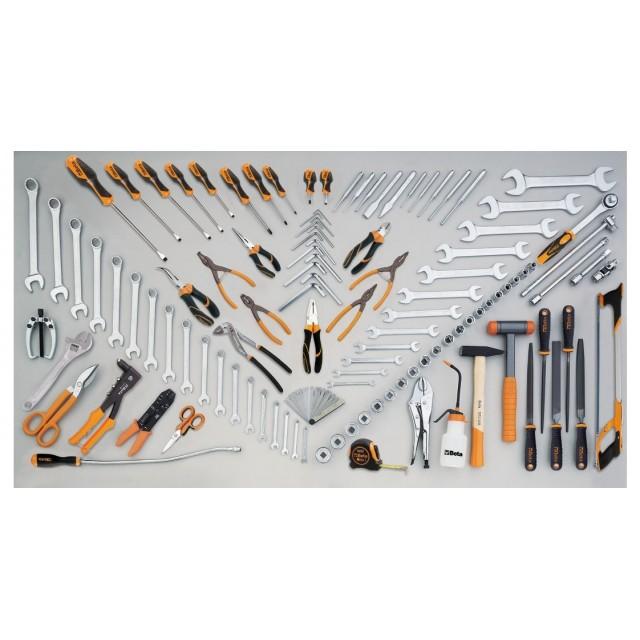 Набор из 115 инструментов 5954 VI