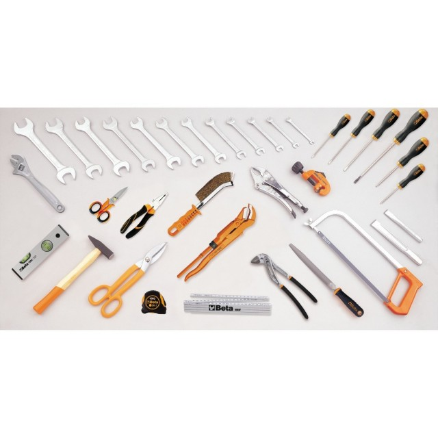 Набор из 35 инструментов 5980 ID