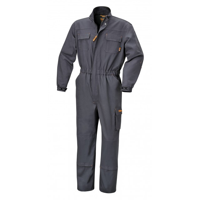7935P /S-WORK OVERALLS COTTON PAYNE