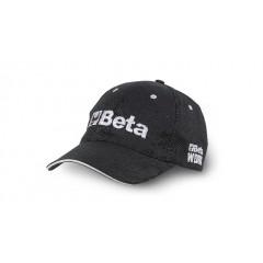 7982 B-CAP CANVAS, BLACK