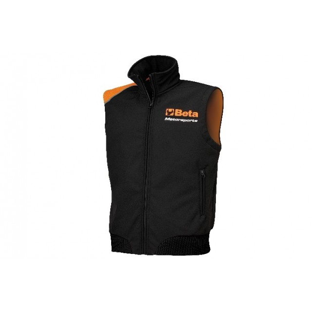 SOFTSHELL RACING SENZA MANICHE 9505 XL