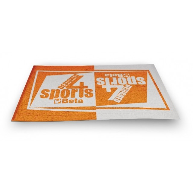 Sportolásnál használható frottír kéztörlő 9527