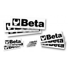 SET 10 ADESIVI BETA 60X14,6...