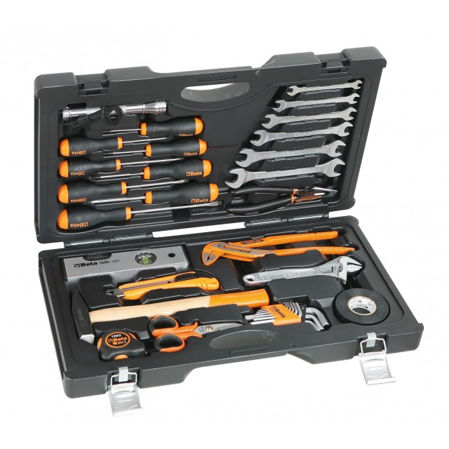 UTILITY CASE WITH 33 TOOLS BETA TOOLS 2041UC