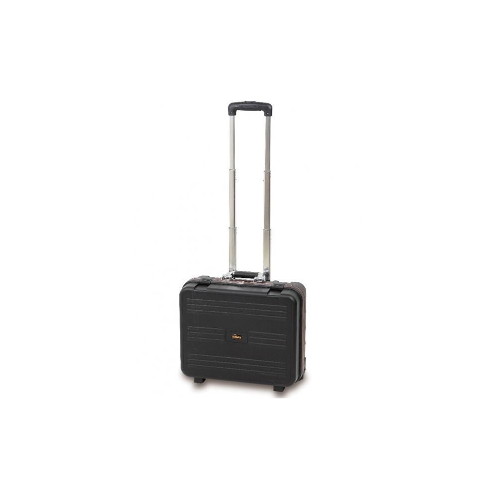 Valigia trolley con 57 attrezzi per elettronica beta - Trolley porta attrezzi ...