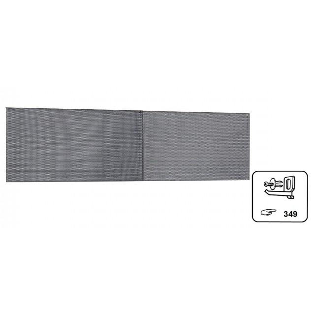Pannelli forati portautensili per arredo officina Beta C552PF