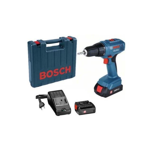 Avvitatore Bosch 18V con 2 Batterie al Litio