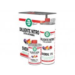 Diluente nitro antinebbia VMD