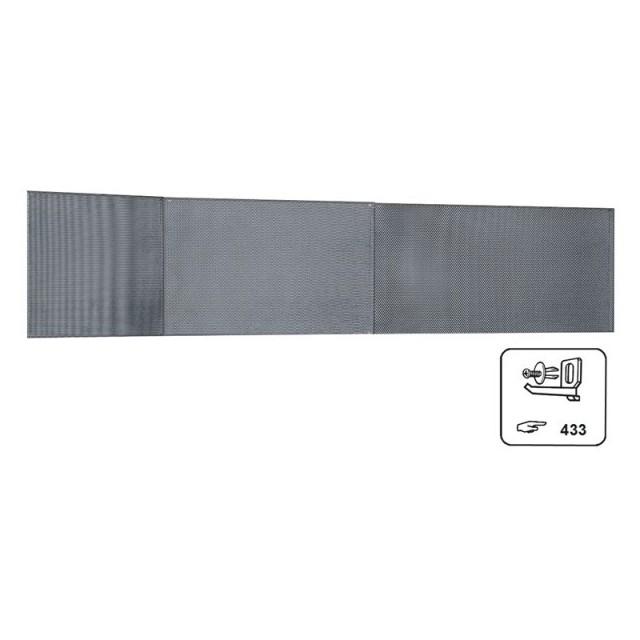3 Pannelli forati portautensili per arredo officina Beta C55/3PF