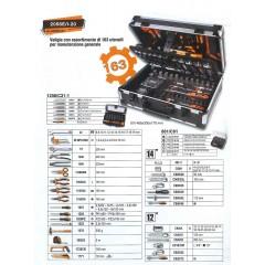 Tool Case with tools - Beta Tools 2056E
