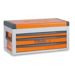 Cassettiera portatile con 3 cassetti - Beta C22S