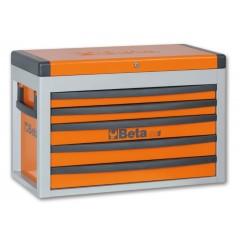 Cassettiera portatile con 5 cassetti - Beta C23S