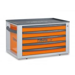 Cassettiera portatile con 5 cassetti - Beta C23ST
