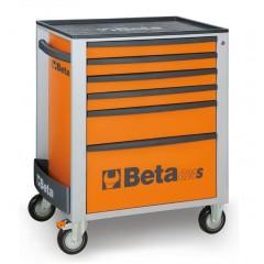 Cassettiera mobile con 6 cassetti - Beta C24S/6