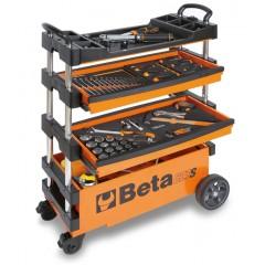 Carrello portautensili richiudibile per interventi esterni - Beta C27S