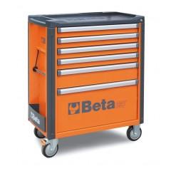 Cassettiera mobile con 6 cassetti - Beta C37/6