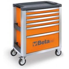 Cassettiera mobile con 6 cassetti - Beta C39/6