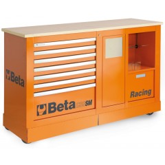 Cassettiera speciale mobile tipo Racing SM - Beta C39SM