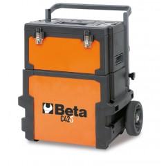 Trolley portautensili a 2 moduli sovrapponibili - Beta C42S