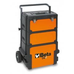 Trolley portautensili a 3 moduli sovrapponibili - Beta C42H