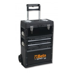 Trolley portautensili  a 3 moduli sovrapponibili - Beta C43