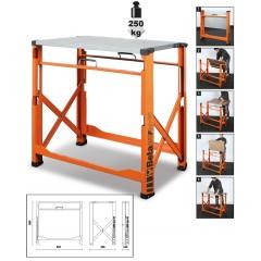 Stół roboczy składany - Beta C56P O
