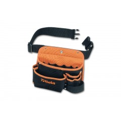 Tool pouch, empty, made from nylon, with belt - Beta 2005PA/S
