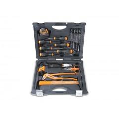 Valigia Home Bag con assortimento di 24 utensili - Beta 2055HB