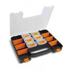 Valigia organizer con 6 vaschette asportabili e divisori regolabili - Beta 2080/V6
