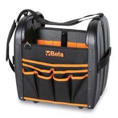 Secchiello portautensili in tessuto tecnico,vuoto - Beta C4 - 2104