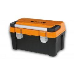 Cestello in materiale plastico con vano portaoggetti interno, vuoto - Beta C16 - 2116