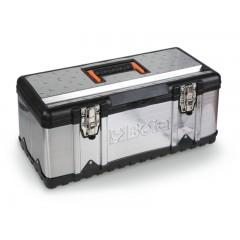 Cestello in acciaio inox e materiale plastico con contenitore asportabile con assortimento - Beta CP17 - CP17L - 2117