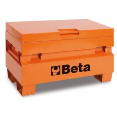 Baule portautensili da cantiere, in lamiera - Beta C22P