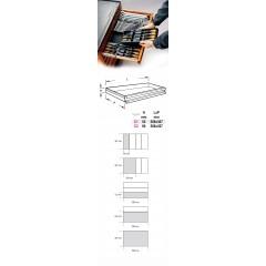 Modulo rigido chiavi doppie curve - Beta T40