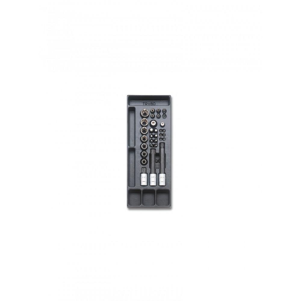 """Modulo rigido bussole da 1/4"""" e da 1/2"""" - Beta T112"""