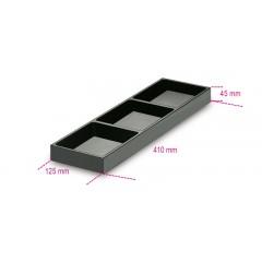 Termoformati portaminuterie in materiale  plastico per cassettiera C38 +C04TSS-7  - Beta VP-3SC