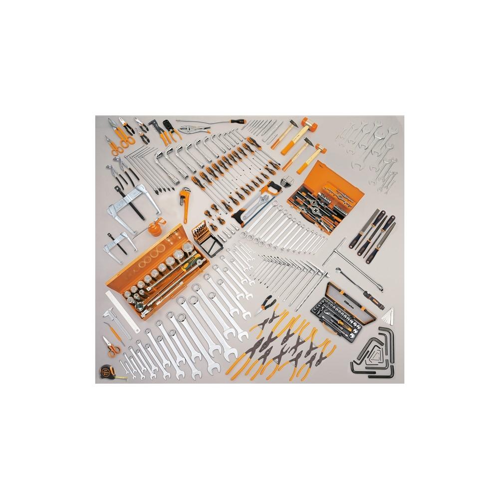 Assortimento di 297 utensili per manutenzioni industriali - Beta 5910VI/3