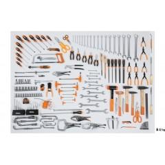 Assortimento di 162 utensili per impiego universale - Beta 5957VI