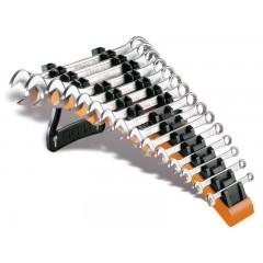 Serie di 15 chiavi combinate con supporto - Beta 42/SP15