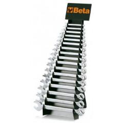 Serie di 25 chiavi combinate con supporto - Beta 42/SP25