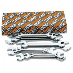 Serie di 12 chiavi a forchetta doppie - Beta 55/S