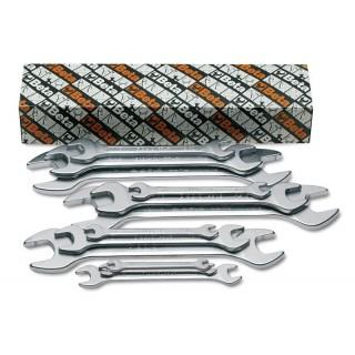 Serie di 12 chiavi a forchetta doppie - Beta 55AS/S