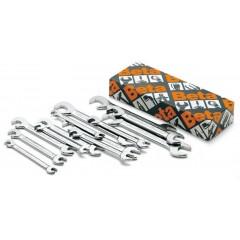 Serie di 13 chiavi a forchetta doppie - Beta 73/S