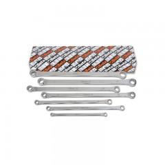 Jeu de 7 clés polygonales doubles droites, modèle extra-long - Beta 88/S7