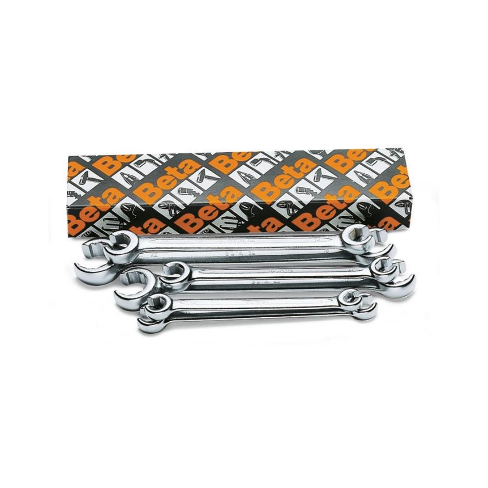 Serie di 6 chiavi per raccordi tubi (art. 94) - Beta 94/S