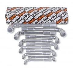 Jeu de 11 clés à pipe, Beta Outils 937/S11